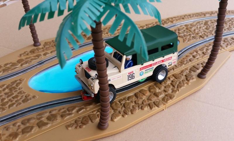Land Rover du FOLM Dakar Lr1