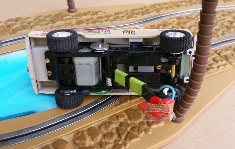 Land Rover du FOLM Dakar Lr7
