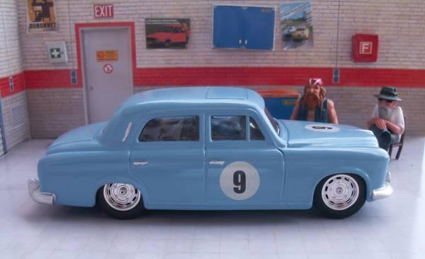 Mon auto pour le rallye classique du FROL (Peugeot inside) 403-02