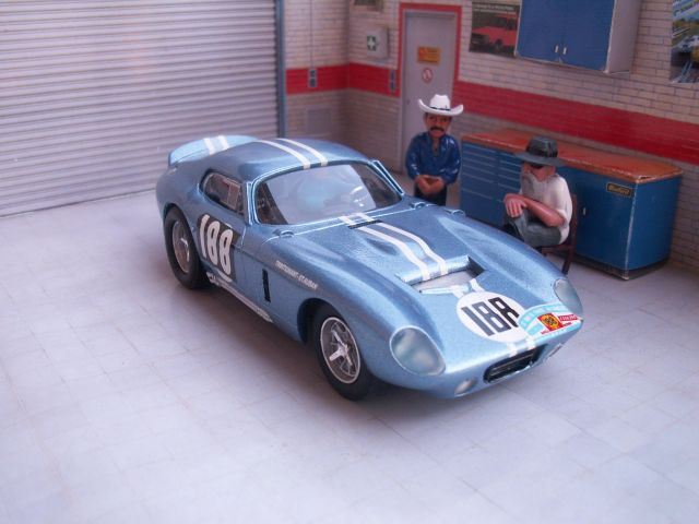 Cobra Daytona TopSlot,  Tour de France 1964 Cobra-daytona-topslot-11