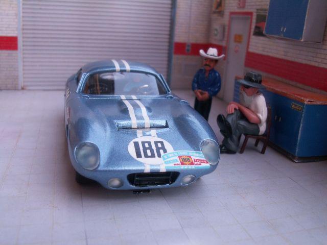 Cobra Daytona TopSlot,  Tour de France 1964 Cobra-daytona-topslot-12
