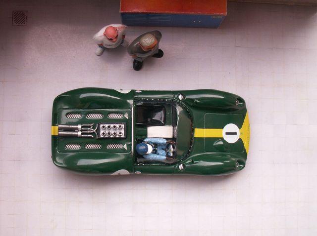 Cheetarzach31 MK II, la voiture du Tour de France 2012 Lotus40-tdf2012-03