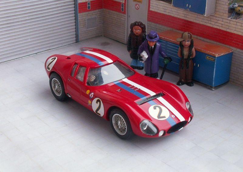 Maserati Tipo 151/3 - LM64 Maserati-151-lm64-01