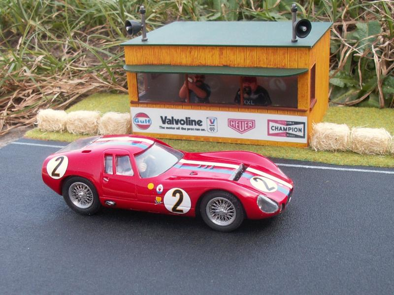 Maserati Tipo 151/3 - LM64 Maserati-151-lm64-08