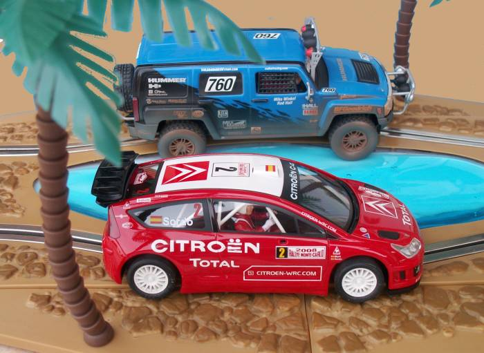 TT, Tout Terrain, Off Road, Rallye Raid, etc. Scx-hummer-h3-ninco-c4-sordo